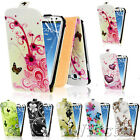 NEW STYLISH LEATHER FLIP CASE COVER FOR SAMSUNG GALAXY S3 I9300 SCREEN PROTECTOR