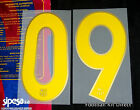 Barcelona 2007/08 Football Shirt numbers Home Player Size