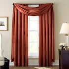 "Cindy Crawford Style ARIA GROMMET TOP Panel Curtain UNLINED 50""W Drapery Panel"