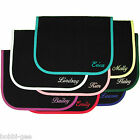 "ENGLISH BABY SADDLE PAD WITH CUSTOM EMBROIDERY Pony Size 24""x36"" - By BobbiGee's"