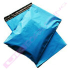 BLUE POSTAGE MAILING BAGS 12 x 16