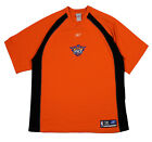 NBA Phoenix Suns Short Sleeve Team Basketball Shooting Shirt, Orange