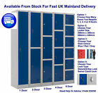 Staffroom Cloakroom Personnel Crew Uniform Lockers- In Stock For Fast Delivery