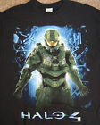 HALO 4 BLACK OPS T-SHIRT MASTER CHIEF COD FIGURE VIDEO GAMER CALL OF  DUTY XBOX