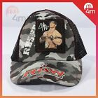 Boys Kids Teen Youth WWE RAW John Cena Baseball Sun Summer Cap Hat Trucker Mesh