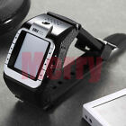 WristWatch Mobile Cell Phone Watch DVR Hidden Camera MP3 Quad Band N388