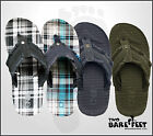 Boys O'Neill CHAD CHECK Sandals Flip Flops - BNWT - Two Bare Feet Sale!