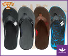 Freewaters CRUZ CONTROL Mens Sandals Flip Flops - Two Bare Feet Clearance Sale!