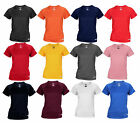 Reebok SpeedWick Womens Athletic Quick Drying Fitted Tee T-Shirts I Many Colors