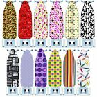 JML Fast Fit Elasticated Ironing Board Cover Easy Fit Non Slip Washable Cotton