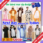 Adult Onesie2 Kigurumi Pajamas Party Cosplay Costume Sleepwear Bodysuit Jumpsuit