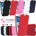 MAGNETIC LEATHER FLIP CASE COVER FITS FOR SAMSUNG GALAXY S3 I9300 FREE FILM