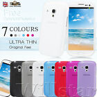 ULTRA THIN 0.3MM CASE COVER FOR SAMSUNG GALAXY S3 MINI I8190 FREE SCREEN GURAD