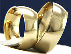 2 PC New Stainless Steel Engagement Wedding Men's & Women's Bridal Band Ring Set