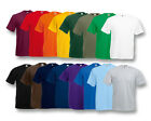 5er/10er FRUIT OF THE LOOM T SHIRT SETS M L XL XXL...