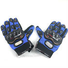 NEW Carbon Fiber Pro-Biker Bike Motorcycle Motorbike Racing Gloves Full L/XL