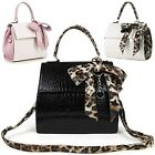 Women Girl Lovely two-color mixed Hobo Cross Hand bag(2982)