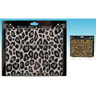LEOPARD PRINT Mouse Mat and Coaster Set - 2 Designs Available - Great Gift