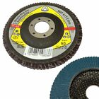 Klingspor 115mm Zirconium flap discs, professional flap disc for angle grinder
