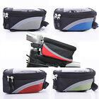 cycle bike handlebar iphone farme pouch bag case bicycle mobile phone holder