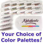 KALEIDACOLOR Rainbow Dye INKPAD multicolor (non-bleeding!) stamp pad ink 5-color
