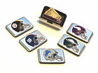 ALUMA SECURITY WALLET WITH NFL HELMET LOGOS, RFID BLOCKING, NFL MEMORABILIA $8.95 USD on eBay