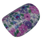 CHIX Nail Wraps Retro Floral Print Design Flower Fingers Toes Foils SALON Nails