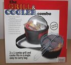 2 In-1 Combination Grill & Cooler Combo Brand New in Box