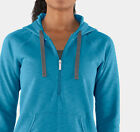 WOMEN'S UNDER ARMOUR CHARGED COTTON® STORM SLUB HOODIE