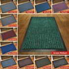 SMALL LARGE KITCHEN HEAVY DUTY BARRIER PVC MAT NON SLIP RUBBER BACK RUGS MATS