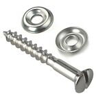 No.8, A2 STAINLESS STEEL CUP WASHERS TO FIT COUNTERSUNK SCREWS & BOLTS, RECESSED