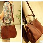 HO US Retro Vintage Women Shoulder Purse Handbag Cross Body Totes Bag Satchel