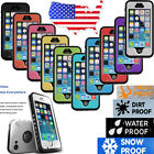 Waterproof Shockproof Dirt Proof Durable Case For Apple iPhone 4...
