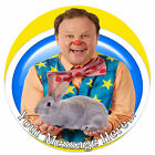 Mr Tumble Personalised Edible Rice/Icing Cake Topper 7.5 inch Circle