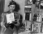 1937 NY TIMES BOOK FAIR ZORA NEALE HURSTON CANDID PHOTO Largest Sizes