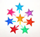 Ceramic Craft Plastic Christmas Tree Stars Topper Lot  Classic image