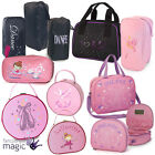 Ballerina Dance Bag Ballet Dancer Shoes Holder Shoulder Soft Vanity Case Mirror