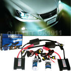 HID XENON Light Lamp Conversion Bi-xenon Kit Ballast H1 H3 H4 H7 H8 H9 9005 9006