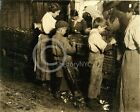 913 BLUFFTON SC OYSTER SHUCKERS CHILD LABOR PHOTO LEWIS HINE Largest Sizes