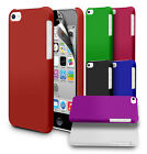 NEW HYBRID HARD BACK CASE FOR APPLE IPHONE 5C + SCREEN PROTECTOR