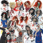Kyпить Halloween Adult Ladies Zombie Fancy Dress Costume Womens New Zombies Outfit на еВаy.соm
