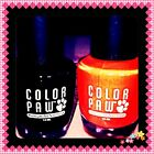 Color Paw Pet Nail Polish Assorted Colors For Pet Groomer and Grooming