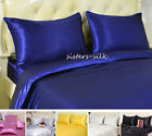 2 PCS 40MM 100% PURE SILK PILLOW CASE COVER BACK ENVELOPE OPEN STYLE ALL SIZE