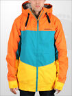 O'Neill Escape Royalty Mens Jacket (Tangelo) - Snow Ski Sale at TBF