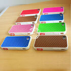 FASHION SOLE SOFT SILICONE SHOE GEL CASE COVER FOR IPHONE 4G 4S 5G 5S 5C W/ FILM