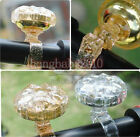 New Nice Upscale Beautiful Bike Bicycle Handlebar Rotation Bell Ring Loud Horn