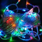 Cheap New 100 LED Christmas Xmas Party Wedding String Fairy Tree Lights 3 Colors