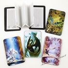 Dragons Credit Card Sized Magnetic Address Book (Your Choice) ~ New