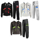 MAX LTD 180 JOGGING FULL FLEECE TRACKSUIT - HENSON TRECK POLYCOTTON FITNESS