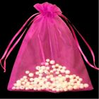 1, 10, 25, 50 or 100 Organza Bags / Jewellery Pouches 9x12cm Various Colours UK <br/> BUY 4 GET 1 FREE in same invoice. (add 5 to qualify).